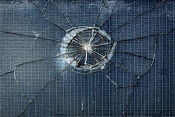 ガラスのトラブル
